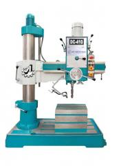 Heavy Duty Radial Drilling machines