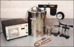 Bomb Calorimeter with printer