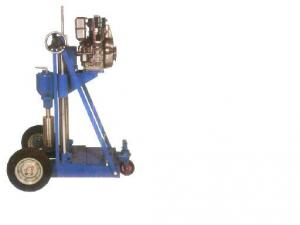 CORE CUTTING AND CORE DRILLING MACHINE