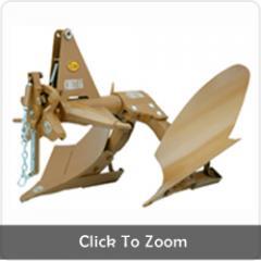 Single Bottom Reversible Plough