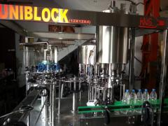 Uniblock (Gravity Filler for Pet Bottle)