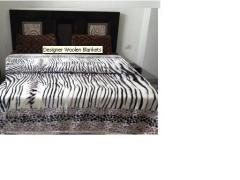 Дизайнер шерстяные одеяла