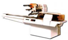 Four Side Seal Flow Wrap Machine