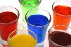 Ingridientes, colorantes y aromatizadores para
