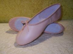 Обувки балетни