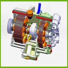 Electro Mechanical Machines