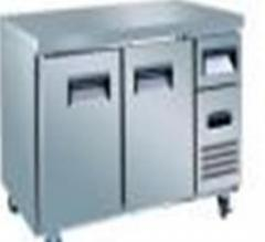 Two door refri freezer
