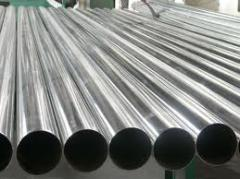 SS 304 Stainless Steel Seamless Pipes &