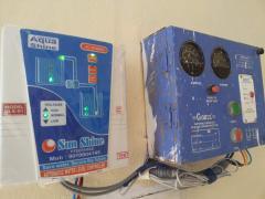 Water level control sensors