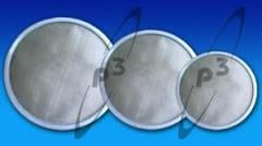 Silicon Moulded Sifter Sieve