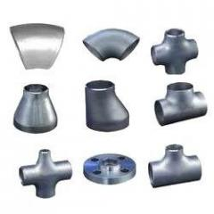 Alloy and steel pipe fittings