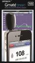 Gmate SMART(Blood Glucose Monitoring System)