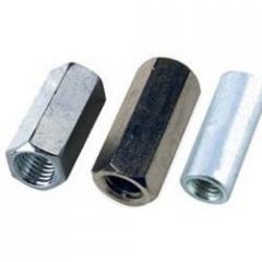Steel Hex Coupling Nut