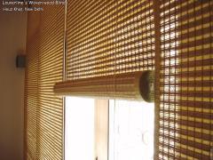Woven wood Blinds, Natural Shades, Bamboo Blinds
