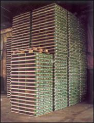 Pine Spruce Sawn Timber Pallets Elements