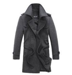 Wool felt jacket