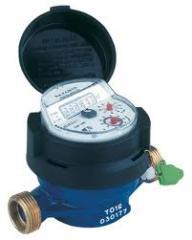 Single Jet Turbine Water Meter
