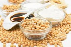 Products of soybean