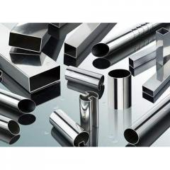 Stainless Steel Tubes & Sections