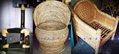 Cane & Bamboo Chairs