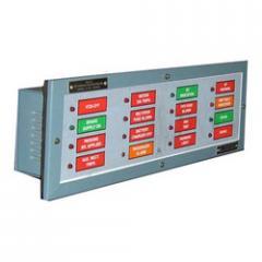 Driver Desk Indication Panels