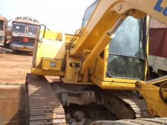 L&T Komatsu Excavator PC71 2013