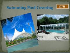Swimming Pool covering