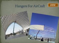 Hangers for Aircrafts