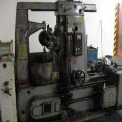 Tos Gear Hobbing Machine