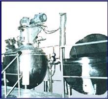 Sugar syrup Manufacturing Tank