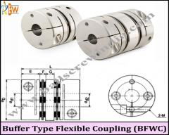 Buffer Type Flexible Coupling (BFWC)