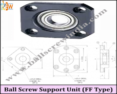 Ball Screw Support Unit (FF Type)