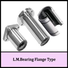 L.M. Bearing Flange Type