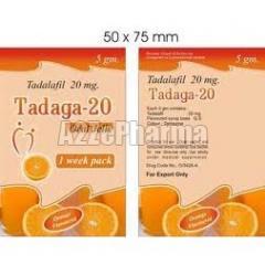 Tadalafil Oral Jelly