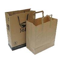 Loop Handle Paper Bags