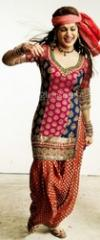 Bollywood Suit