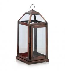 Copper Antique Medium Lantern