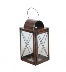 Simply Designed Medium Antique Lantern
