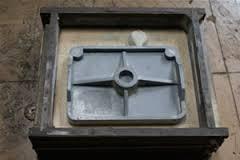 Aluminium Core Box Pattern