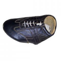 Designer Leather Shoe Uppers