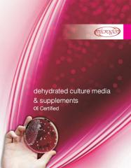 Dehydrated Culture Media