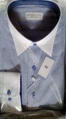 Custom Tailored Men's Shirts