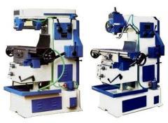 Gear Head Milling Machine