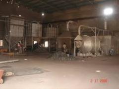 Rotary Furnaces Pollution Control Device
