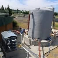 Milk Plant Effluent Treatment Plant