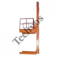 Hydraulic Vertical Lift
