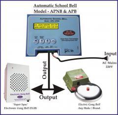 Automatic School Bell (Model - APB)