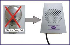 Electronic Gong Bell