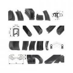Aluminium Rubber Components