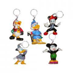 Cartoon Character Key Chain